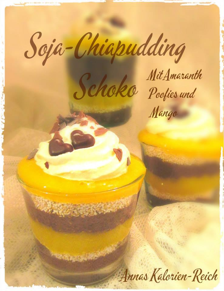 Chia Pudding Schoko