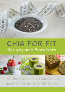 Das Cover von Chia for Fit